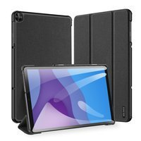 DUX DUCIS Domo Tablet Cover with Multi-angle Stand and Smart Sleep Function for Lenovo TAB M10 HD Gen2 10.1 black