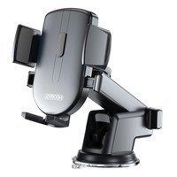 Joyroom car mount phone holder with adjustable arm for dashboard black (JR-OK3)