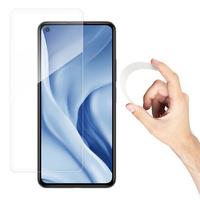 Wozinsky Nano Flexi Glass Hybrid Screen Protector Tempered Glass for Xiaomi Mi 11 Lite 5G