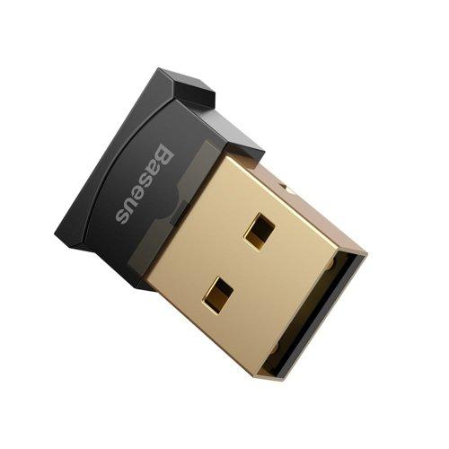 Baseus Mini Bluetooth 4.0 USB Adapter black (CCALL-BT01)