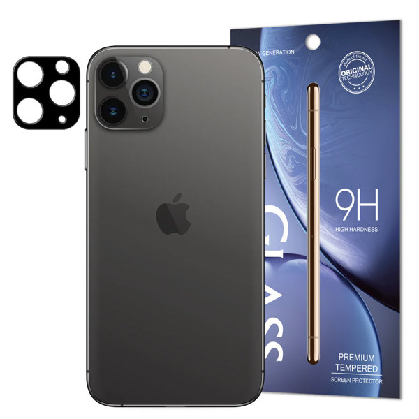Full Camera Tempered Glass super durable 9H glass protector iPhone 11 Pro Max / iPhone 11 Pro
