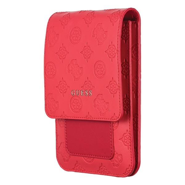 Guess Handtasche GUWBPELRE rot / rot 4G Peony Wallet Bag