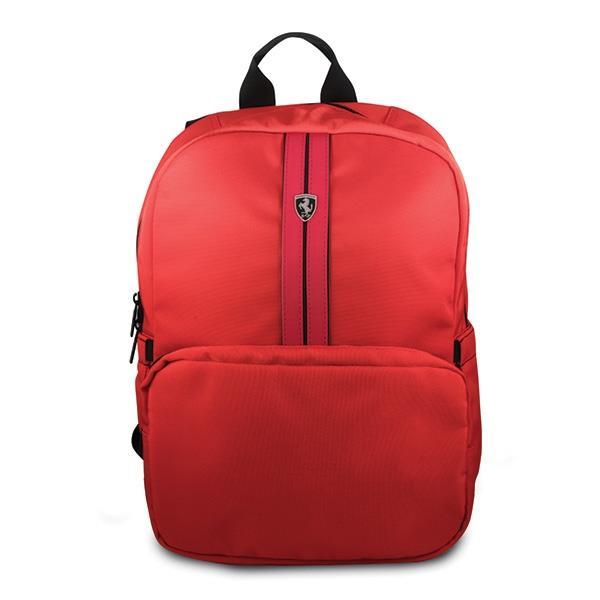"Ferrari Plecak FEURBP15RE 16"" Urban Collection czerwony/red"
